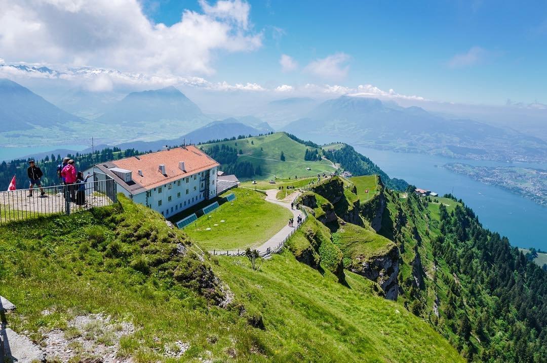 Bergstation Rigi Kulm