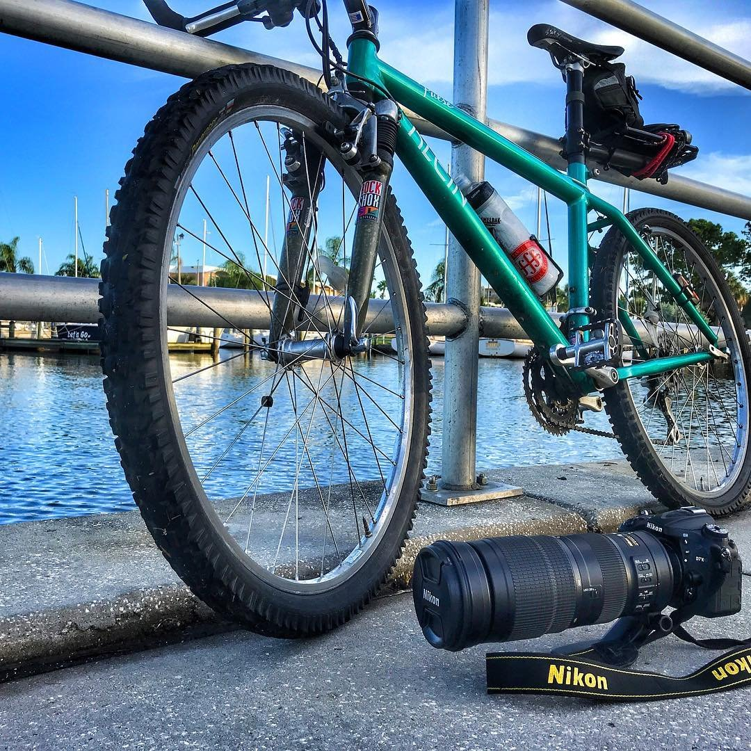 Capturing Magical Moments on My Bike#photographersofinstagram #photographylife #vspc #liveamplified #floridaliving #bicycling #bicyclemagazine #bicyclelicious #exploretheworld