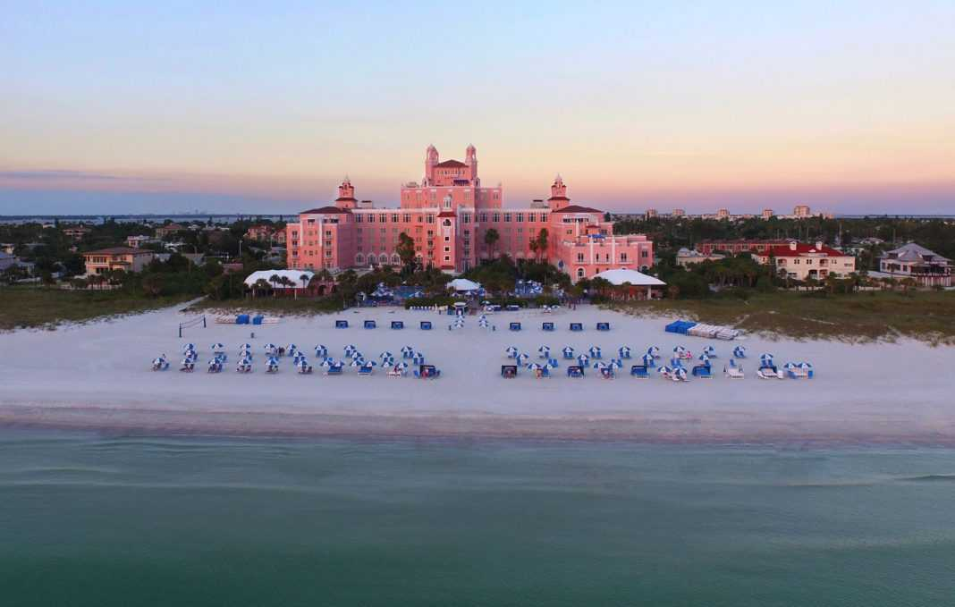 Celebrate #NationalPinkDay with this limited-time deal from the Don CeSar (aka Pink Palace) hotel in St. Pete Beach… https://t.co/Ud1OaR2ekr