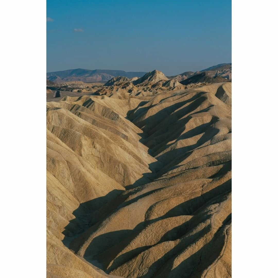 Zabriskie Point, Death Valley National Park, USA - 2016 🇺🇸