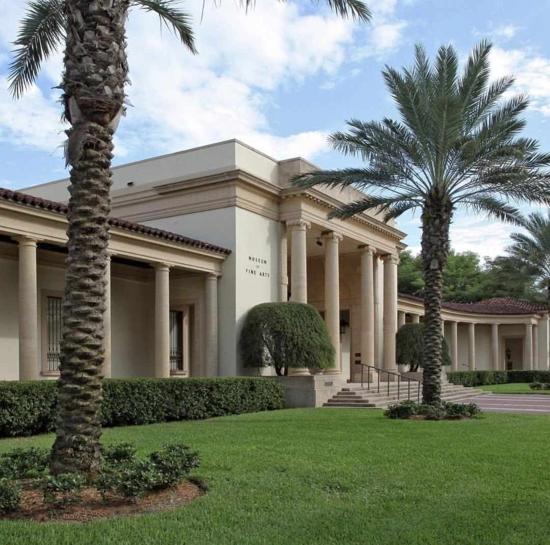 Happy #MuseumWeek St. Pete! Did you know that the Museum of Fine Arts would not exist if not for the generosity and dedication of a strong woman? Margaret Acheson Stuart (1897-1980) wanted St. Petersburg to have an art museum, one that provided outstanding examples of world art in an elegant setting. Keeping the galleries intimately scaled was important to Mrs. Stuart, and while the MFA as grown over recent decades, we are able to enjoy her forethought to this day. @mfastpete . . . . . . . . . #art #museum #arttiesus #worldclass #stpetersburg #stpete #stpetefl #liveamplified #ilovestpete #ilovetheburg #instaburg #igersstpete #gotostpete #eatdrinklive #dtsp #dtstpete #stpetearts #stpeteart