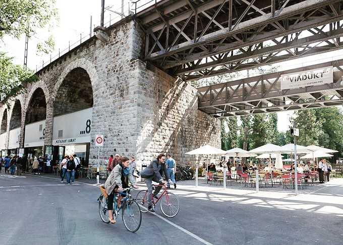 Viadukt Zürich