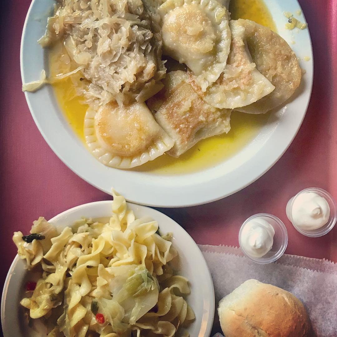 10 Places For Great Pierogi Cleveland Oh This Is Cleveland