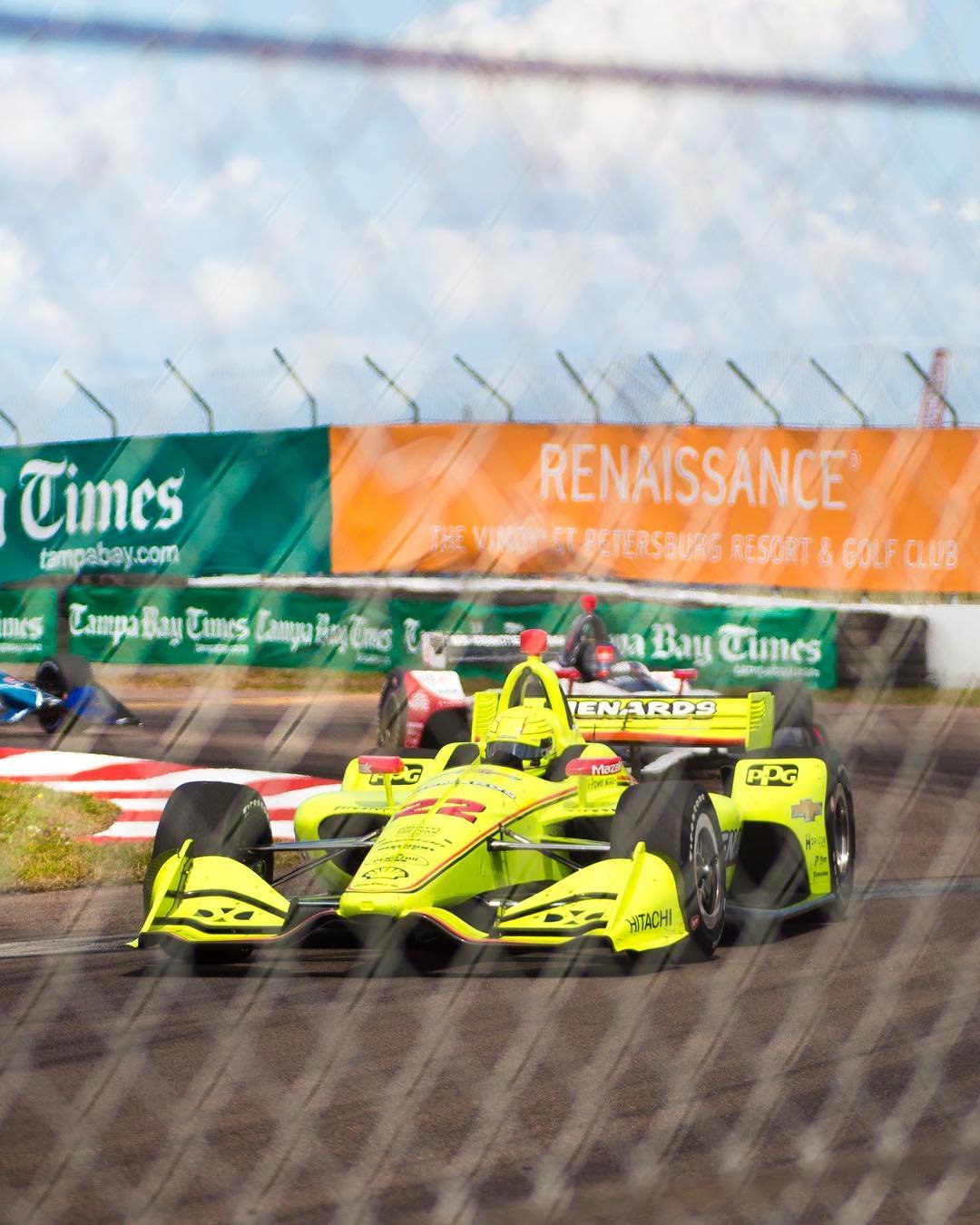 If anyone was curious there are only 337 days until the next Firestone Grand Prix.