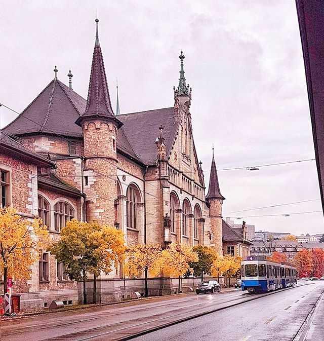 Museo Nacional de Zúrich