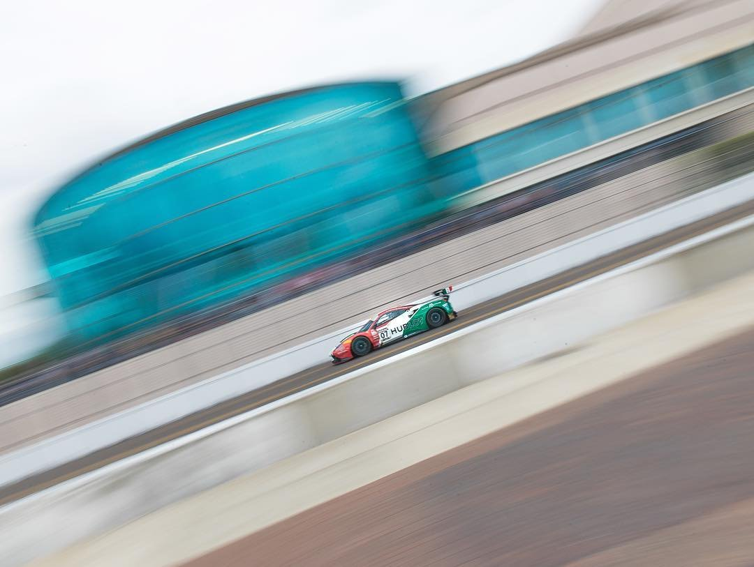 Martin Fuentes (@mft07) from Mexico City, screams passed the Mahaffey Theater on Day 2 of the Grand Prix. The car's livery is inspired by both, the Italian and Mexican flag, to celebrate the bond between the two countries. 🇮🇹 🇲🇽 It was easily one of my favorite cars from the weekend! #FirestoneGP