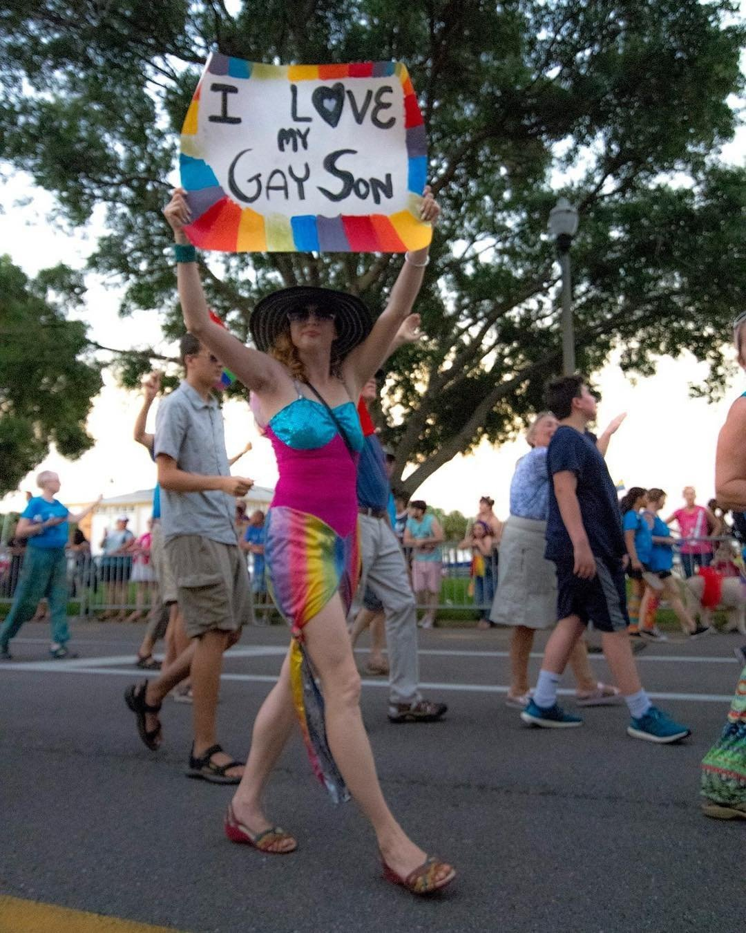 #Pride @vspc #liveamplified @stpetefl @pinellascounty #stpetersburgflorida #dtsp #igersstpete #gaypride #proudmom #proudmommy #love  @love @natgeo #natgeo #life
