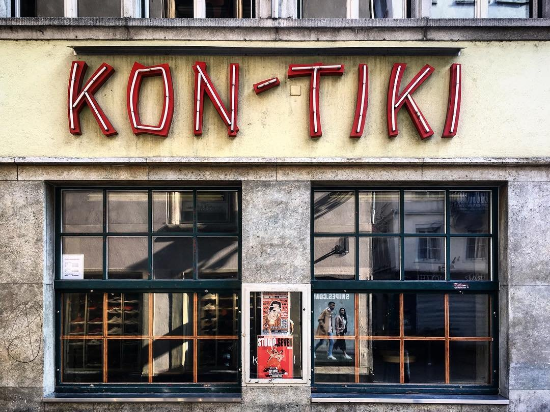 Kon-Tiki Coffeeshop & Bar