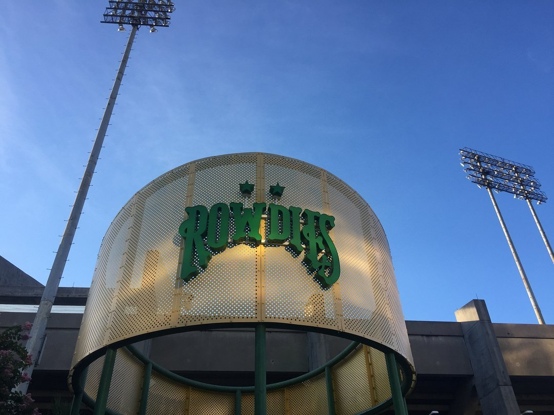 The Tampa Bay Rowdies are a professional soccer team based in St Petersburg FL. The stadium is located right on the bay and holds 7,500 fans. Just another reason to love DT St Petersburg.