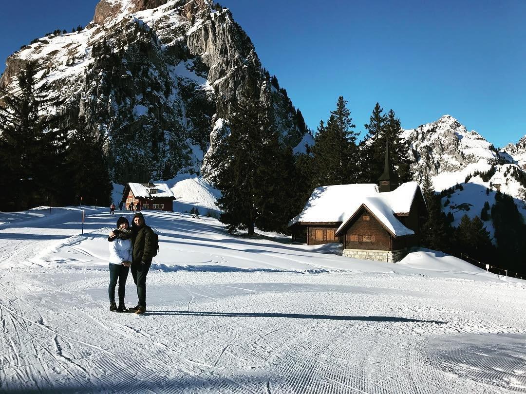 Skigebiet Brunni-Alpthal
