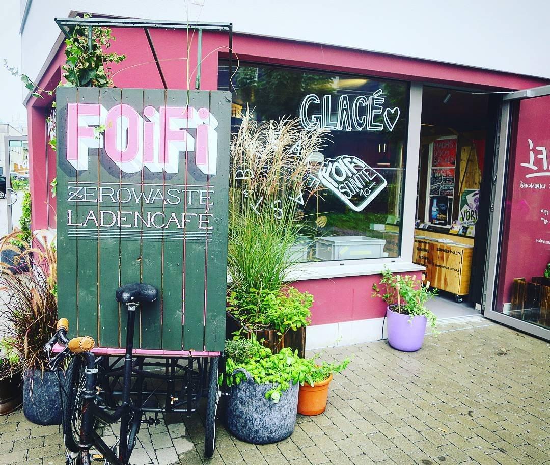 FOIFI - ZeroWaste Ladencafé