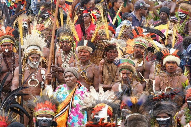 Papua New Guinea Off The Beaten Track Tours