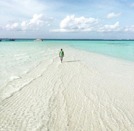 Indian Ocean Beach Destination Tours