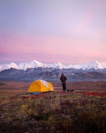 Alaska & The USA Camping Tours