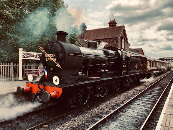UK Departure Rail Journeys