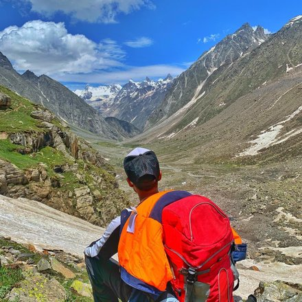 Hiking & Trekking in Tibet Tours