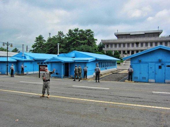 De-Militarized Zone (DMZ) Tours