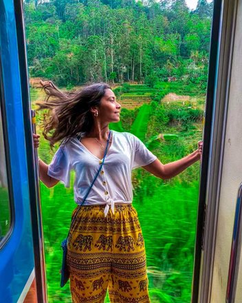 Sri Lanka By Train Tours