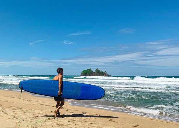 Costa Rica Surfing Tours