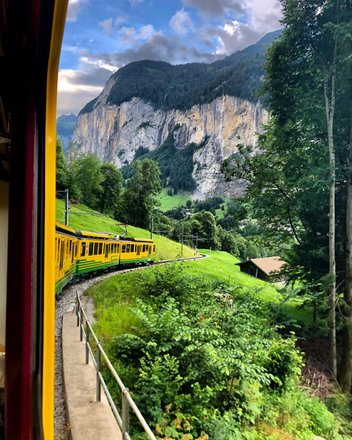 Switzerland's Spectacular Railway Journeys