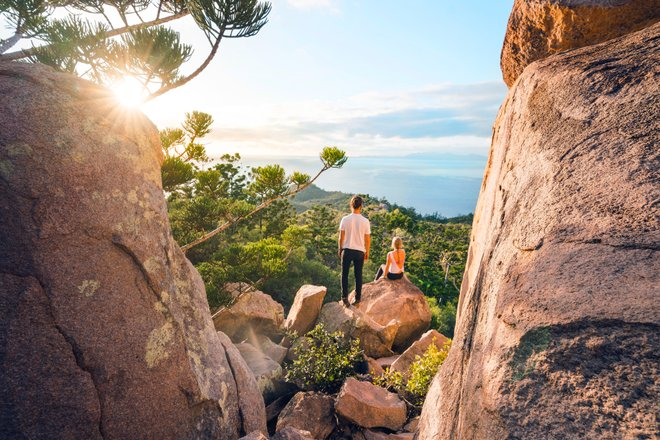 View from The Forts Walk: Magnetic Island
