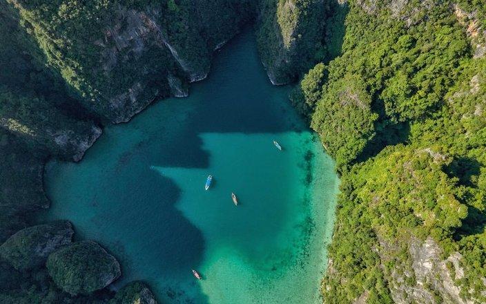 Thailand Island Hopping Tours