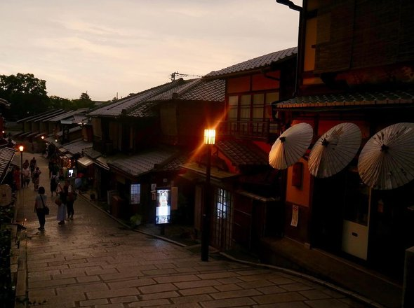 Geisha District (Gion) Tours
