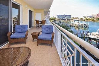 Bay Harbor 303 is a third floor condo at Bay Harbor of Clearwater Beach. Featuring 3 bedrooms and 3 bathrooms, this is the perfect vacation destination for multiple families or couples traveling together! This vacation condo sleeps eight guests with a king size bed in the master bedroom, one queen size bed in each of the other two bedrooms and a queen size sofa bed in the living room. Note: 1 week minimum stay, requires Saturday arrival in season. Watch the dolphins and sea turtles from your large private balcony overlooking the Intracoastal Waterways. You are just footsteps away from Clearwater Beach with panoramic bay views, 4 flat screen TV's, free Wi-Fi & bay front pool! Bay Harbor is a small friendly building with just 20 condos and 4 floors. It's conveniently located on the south side of the beach near many shops and restaurants and the Sand Key Bridge. It is within easy walking distance to the beach, Pier 60 and the Clearwater Marina with plenty of things to do and see in the nearby area. Safety and security are part of the package with gated and covered parking as well as code entry to the lobby and elevators. This complex has a waterfront heated pool area with views of the Intracoastal Waterway and downtown Clearwater. . . . . . . . .. #travelling #trip #traveltheworld #igtravel #getaway #travelblog #instago #travelpics #tourist #wanderer #wanderlust #travelphoto #travelingram #mytravelgram #visiting #travels #travelphotography  #tagsta_travel #beauty #amazing #arountheworld #tourist #solotravel  #instago #tourism  #traveler #luxury #clearwaterbeach #boating #golf