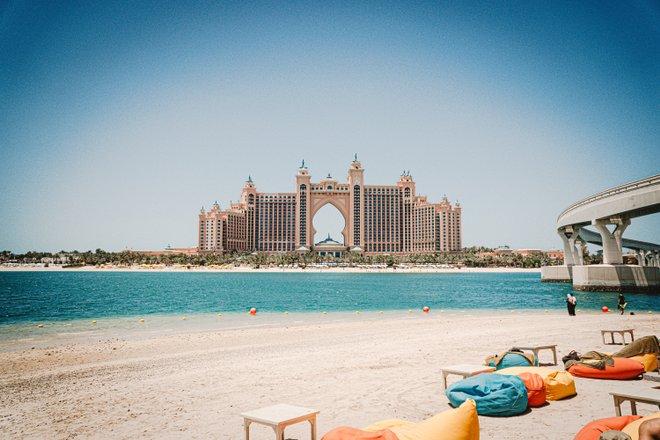 Dubai Beach Tours