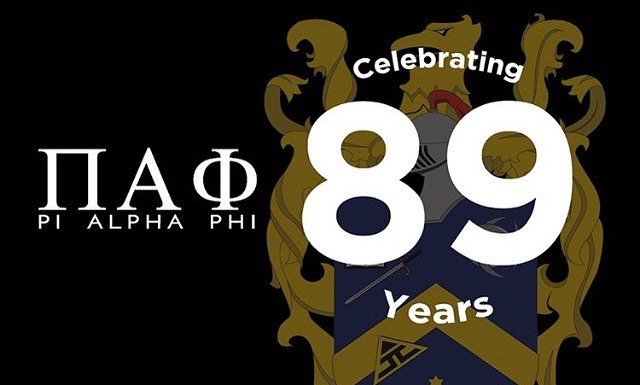 Belated happy founders day to our brother fraternity Pi Alpha Phi