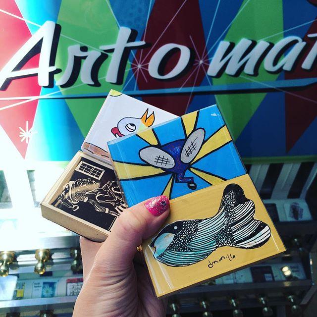 #artomat haul 🎨 #art