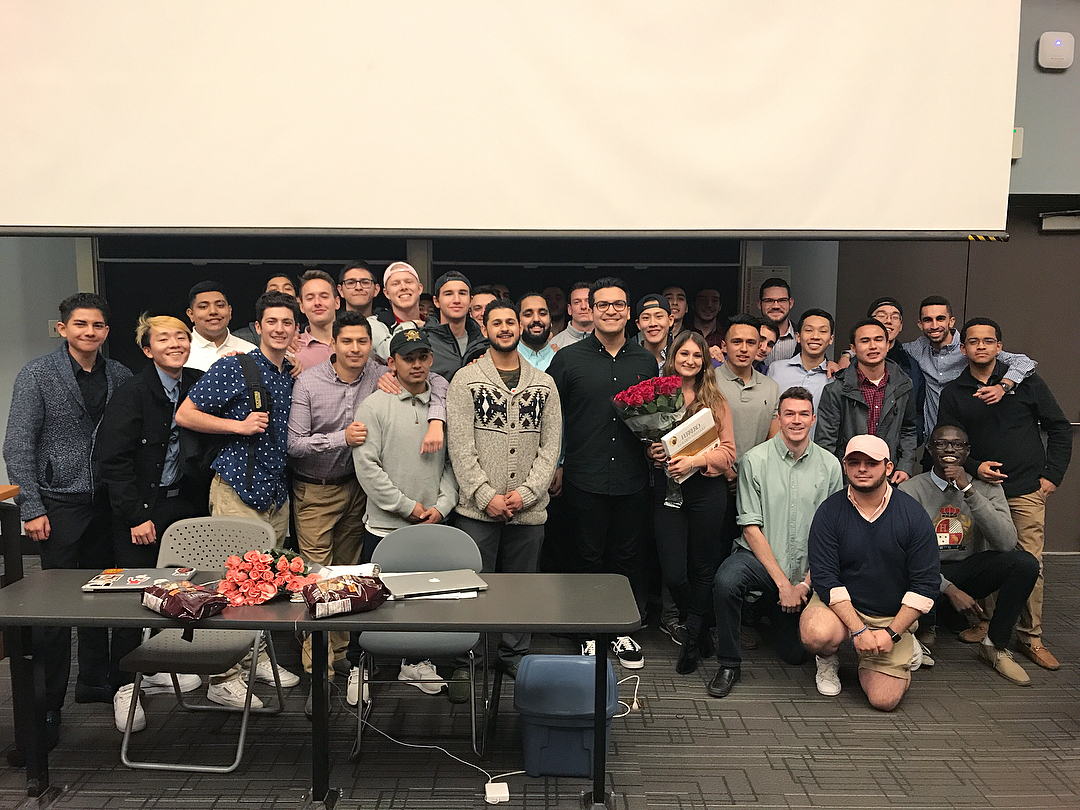 We would love to congratulate our new Dreamgirl of Theta Chi