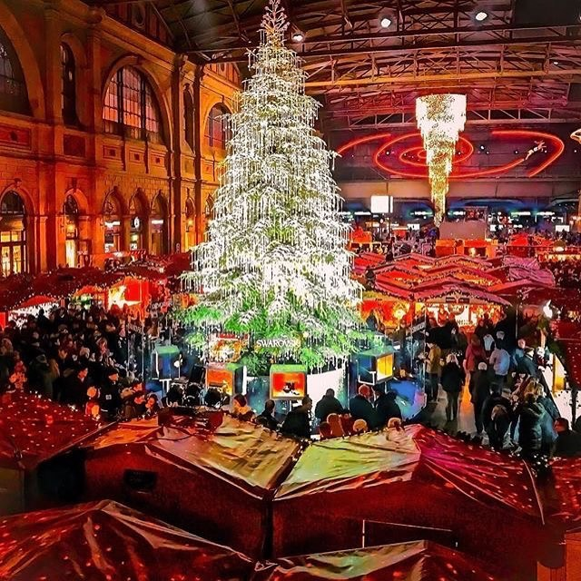 Image from instagram by Christkindlimarkt