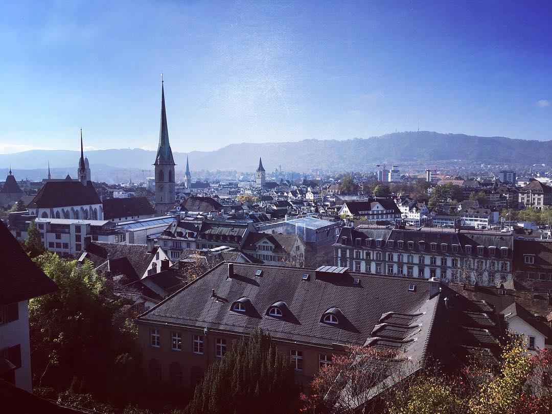 Image from instagram by Marine Zurich