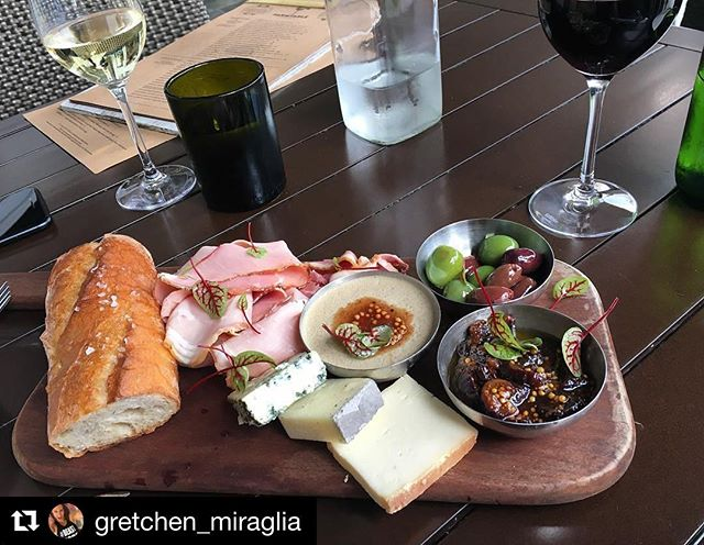 Because it's always a good time for #cheese & #charcuterie! Happy #Wednesday! 📷: @gretchen_miraglia