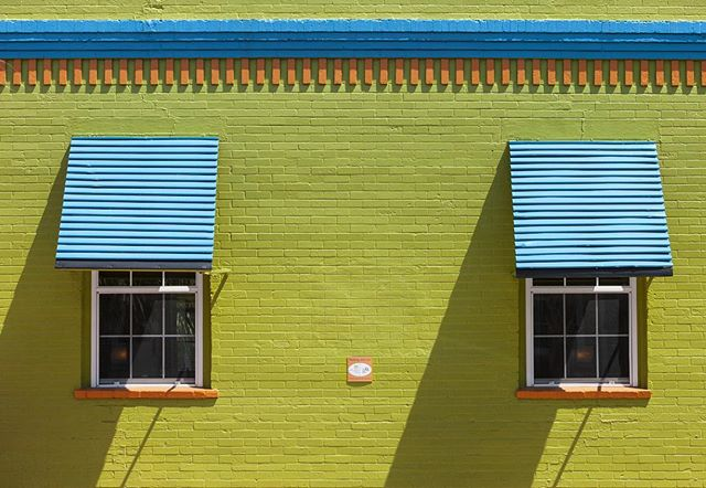 These windows are the eyes to the soul of Dunedin. Charming & artistic! . #LiveAmplified #LoveFL #DunedinFL  #cleargram