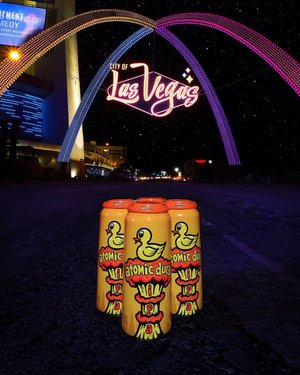 Your gateway to great Vegas beer begins here.  #ablebakerbrewing #ablebaker #dotheduck #duckyeah #duckingfelicious