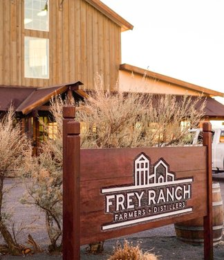 165 years of farming and a taste beyond its age. Frey Ranch is not your ordinary whiskey distillery - we've merged five generations of farming experience with a passion for great whiskey. We plant every seed of our unique mash bill and oversee it every day until it's bottled into one great bourbon.