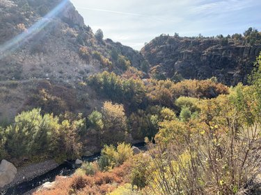 Beaver Dam: ✅. 18/22 @NVStateParks in the books. Fantastic hiking and fall colors! Very close to the Utah border. Definitely coming back to this one. @TravelNevada #SteveInParks #BattleBorn #NVLeg #HomeMeansNevada https://t.co/xtfJ4X2C4Y