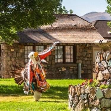 The history of Stewart Indian School is complex and delicate but the new Cultural Center & Museum, on the schools campus tells the stories of the school's history and it's alumni beautifully. Visit them Mon-Fri 9a-5p. Learn more at stewartindianschool.com. #americanindian #history #stewartindianschool #visitcarsoncity