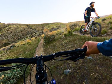 It never gets easier, you just go faster. . . #mtb #mtblife #mtblifestyle #mountainbike #mountains #singletrail #singletrack #downhill #mountainbiking #outdoors #outdoorlovers #c-hill #carsoncity #nevada #ridecarsoncity #highdesert #gopro #goprophoto #instabike #bikesofinstagram #bici #bicycle #workout #instagopro #mtblove #mtbiking #2wheels #cannondale #santacruzbikes #getoutside