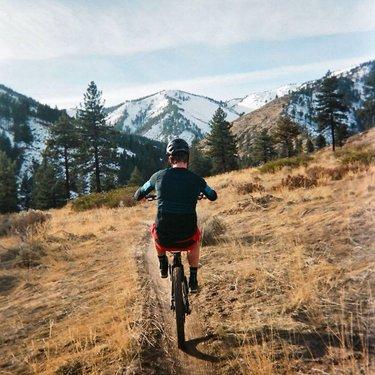 """Bikes make me happy."" - Kyle Smaine  📸 Disposable camera shot by @adamkingman"