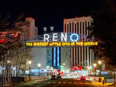 Until next time Reno. . . . . . #renonevada #renotahoe #homemeansnevada #biggestlittlecity