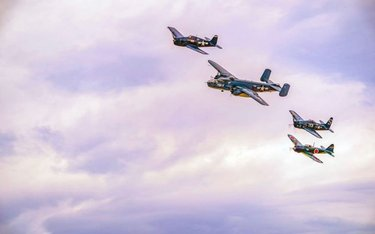 Such a beautiful sight. #RenoAirRaces #Throwback