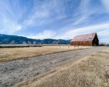 If you like a little history with your travel consider a day trip to the Carson Valley next time you are in Tahoe, Reno or Carson City.  While most of the Nevada / California history centers around the Gold and Silver booms of the 1800's (I mean, it was a big deal) ... The Carson Valley was established as an agricultural hub and while there are many working ranches there are also plenty of spots to take in the history of the region.   Three places to check out -   The Town of Genoa - Nevada's oldest town. Established in 1851 as a trading post for trappers and explorers and then a stop on the Overland Emigrant Trail. Genoa still holds it's small town charm. Stop into the Country Market, the Pink House for lunch and Nevada's Oldest Thirst Parlor for a drink.   Mormon Station State Park - In the heart of Genoa sits a beautiful park with expansive grass and full trees in the Summer. What's more is this park houses a museum and artifacts dedicated to the history of the town itself in its early days as a trading post. Originally established by a group of Mormon's from Salt Lake.   Dangberg Home Ranch - Surrounded by real working ranches (pictured), is the Dangberg Historic Home Ranch. The Dangberg family established in 1856 and grew their ranch to 50,000 acres over generations shaping Nevada's history. The original buildings still stand and you can tour the grounds and enjoy a glimpse into ranch life over a hundred years ago.   #travel #history #nevada #nevadahistory #travelnevada #carsonvalley #whycv #genoa #minden #gardnerville #mormonstation #dangbergranch