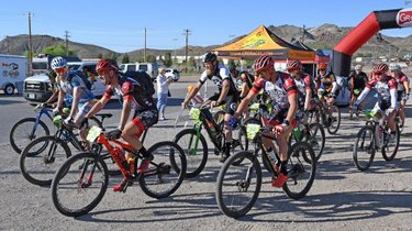 The Tinker Classic is a point-to-point style event that starts in Beatty and ends at the desert oasis of Spicer Ranch where finishers would be treated to free music, beer, and tacos while reliving the challenges of the day.