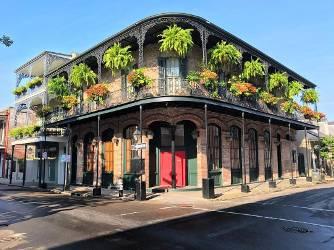French Quarter Neighborhoods New Orleans