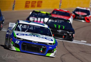 Drivers race for position during the Pennzoil 400 at Las Vegas Motor Speedway in Las Vegas, Nevada . . . Photographer: stephen_arce . . . #ActionSports #ASPInc #ASPStock #motorsports #NASCAR #StockCarRacing #cltshooters #stockphotography #stockimages #123rf #stockphotos #microstock #adobestock #pond5 #shutterstockcontributor #canonprofessional #dreamstime #visualspecialists dreamstime shutterstockcontributor adobestock 123rf #motorsportsphotography #athlonsports #zumapress #speedway #raceway #racetrack #BoydGaming300 #LasVegasMotorSpeedway #TravelNevada #VisitNevada #LasVegasNevada