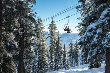 It's Friday and our friends at Northstar California Resort are officially open. With 7 lifts operating be sure to head over to the park on Upper Main Street, it has 10 features including a jump! Reservations are required to ski or snowboard this season. Please remember to maintain social distance and wear a mask. Outdoor dining is available in addition to Grab and Go food.