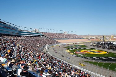 Fill in the Blank: I've attended ______________ races at Las Vegas Motor Speedway!